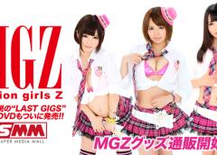 【LASTライブDVDも販売開始!!】今までSMMで販売されていなかったミリガZグッズを2/6(月)より限定販売!!
